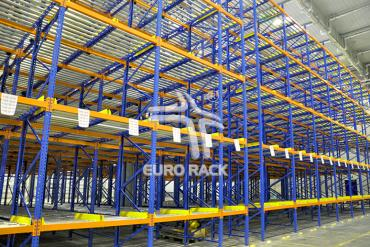 Vietnam Pallet Flow Rack | Smart Storage System | Newest Quotes Of Eurorack JSC