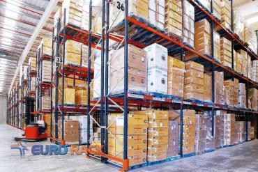 Kệ để hàng tải trọng nặng