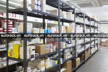 Eurorack thiết kế và thi công kệ chứa thuốc đạt tiêu chuẩn GSP