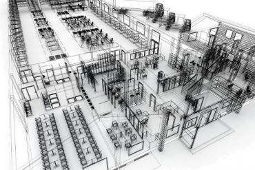 Các yếu tố và nguyên tắc vàng trong thiết kế nhà kho chuyên nghiệp