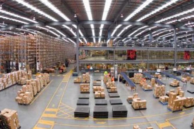 Tư vấn Thiết kế và cung cấp hệ thống kệ chứa hàng cho kho vải và kho nguyên liệu