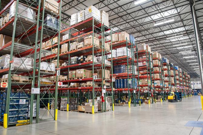 Eurorack được chọn là nhà thầu thi công hệ thống kệ chứa hàng selective, kệ trung tải công ty TNHH Poong In Vina tại Bình Dương