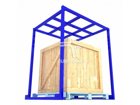 Stackable pallet
